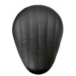 La Rosa Eliminator 13inch solo seat black tuk n roll