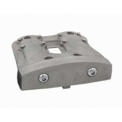 Rocker Top Cover Shovel Style, Raw