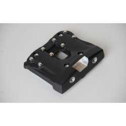 Rocker Top Cover Iron Style, Black