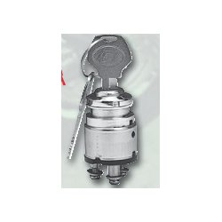 "Ignition Switch 3/4"" Thread /OD 35 mm / Length: 57 mm"