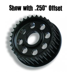28T TRANSMISSION PULLEY+1 INCH