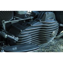 Ribbed Primary Cover, Black Cut