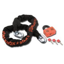 AGGI Fort Knox Star Chain Lock - 120cm