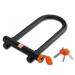 Cadena MAGGI Black Twin U-Lock