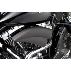 Fitre à air Double Barrel By Arlen Ness, noir, pour Dyna, Softail et Touring