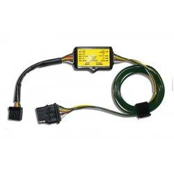 Convertisseur 5-4 avec connecteur isolé pour Touring et Softail