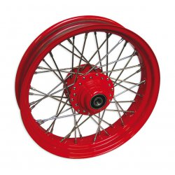 40 SPOKE 21X2.15 NG SD RED 3/4