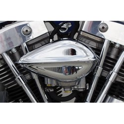 Ribbed Air Cleaner Cover Keihin Carbs