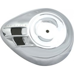 Air Stream Air Cleaner Cover, Chrome