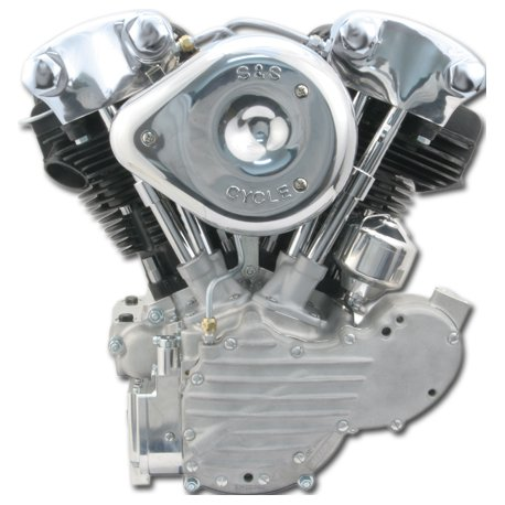 S&S KN93 Knucklehead Style Engine, Generator Style Crankcase