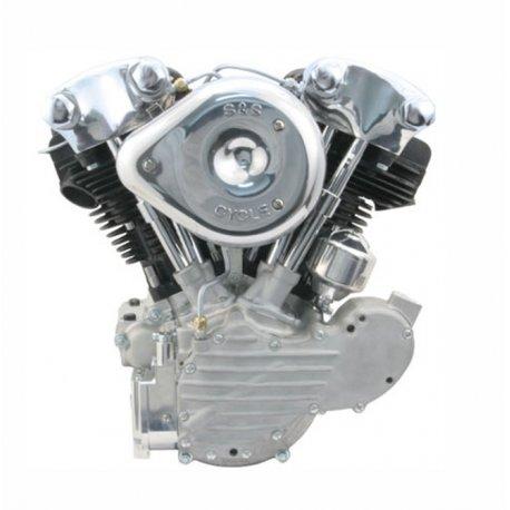 S&S KN93 Knucklehead Style Engine, Alternator / Generator Style Crankcase
