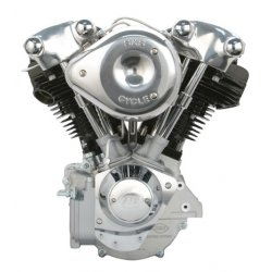 S&S KN-K93 Knucklehead Style Engine, Kone Alternator Style Case
