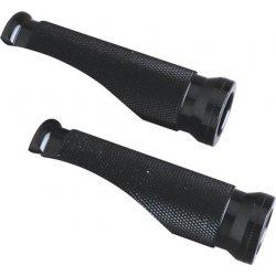 Repose-pieds Sport pour commandes reculées pour Sportster, noir