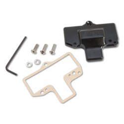 Black Top Cover for HSR 48 mm Carbs