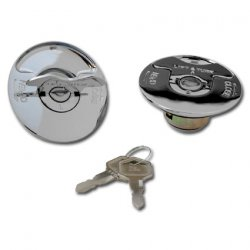 REPLACEMENT FLUSH LOCKING GAS CAP SET