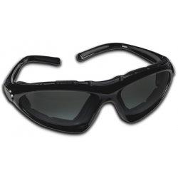 Lunettes convertibles Bobster Road Master Goggle, Black