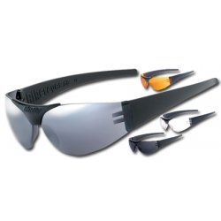 Lunettes Bikers Helly Moab 4, Fumé