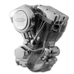 Rev Tech 115cui Engine