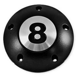 Point Cover 8-Ball 5-trous, pour Twin Cam