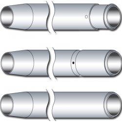 FORK TUBES FX/XL 45407-75+4 |27 1