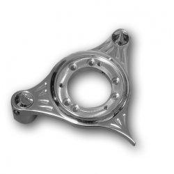 Hyper-Force Multi Polished Grooved Radical Plate