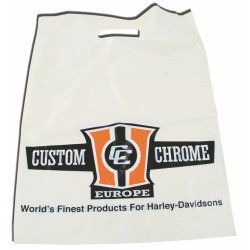 CCE Plastic Shopping Bags 37x47, 100 Pack