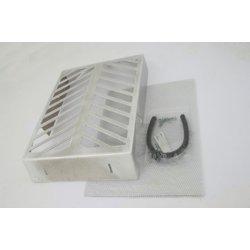 RBS Radiator/Oil Cooler Cov. ALU V-Rod