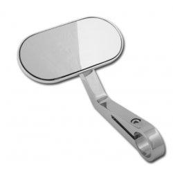 Rétroviseur Oval, Chrome