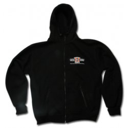 CCE Hooded Zipper