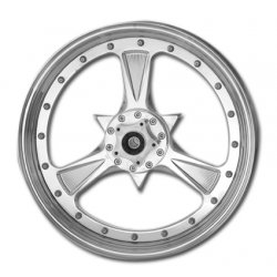 "RST STAR WHEEL RE.8""x18""DF V-ROD"