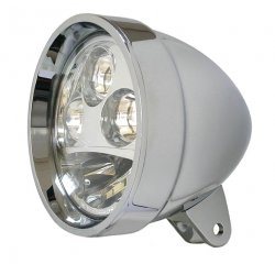 5.75 Chrome LED headlight
