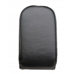 "Plain Sissy Bar Pads, 10"" High, 6-1/4"" Wide"