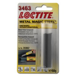 Loctite Réparateur pour réservoir et radiateur - 50gr