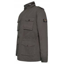 Kamikaze Kevlar Field Jacket, Olive Green
