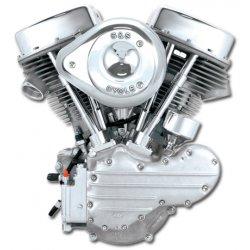 S&S 93cui PANHEAD ENGINE