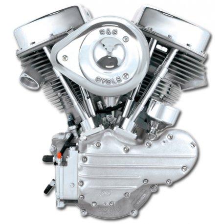 S&S 103cui PANHEAD ENGINE