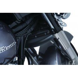 Lower Triple Tree Wind Deflector, Black