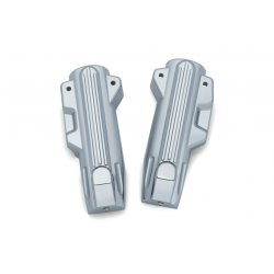 Lower Fork Covers, Chrome