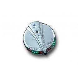 Deco LED Fuel & Battery Gauge