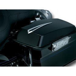 Slotted Saddlebag Lid Accents