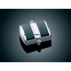 ISO-Brake Pedal Cover, Chrome