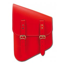 Solo Side Bag, Red