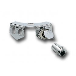 Support prise de remorqueTrailer Hitch Receptacle