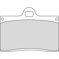 Brake Pad, Custom Caliper, Organic