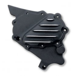 EMD, Sprocket Cover Sportster, Black Cut