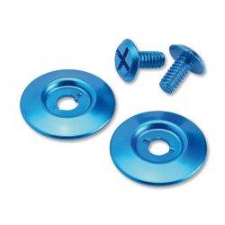 Kit montage visière Gringo S , Blue