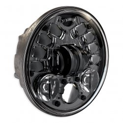 "JW Speaker 8690A, LED Adaptive 5 3/4"", Black"