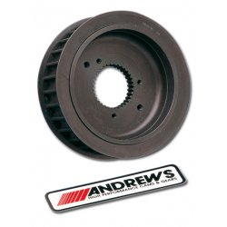 B/DRIVE TRANSMISSION PULLEY, 34T