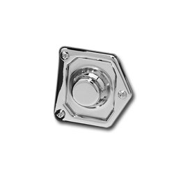 Solenoid Cover Chrome