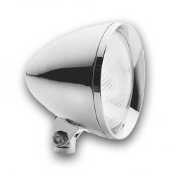 Chrome Billet Trim Rim Headlamp
